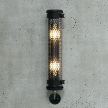 Tube light MONCEAU MINI with geometrical diffusor and IP68 (52 cm)