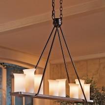 robers leuchten edle leuchten aus schmiedeeisen casa lumi. Black Bedroom Furniture Sets. Home Design Ideas