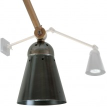 DIDEROT Wall mounted spotlights with joint