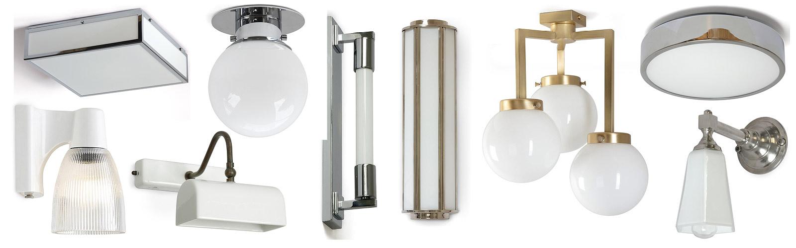 Leuchten Bad: exklusive Auswahl zeitloser Badezimer-Lampen